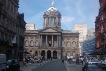 Liverpool Town Hall chooses Smith's Caspian Concealed