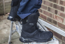 Product test: Solid Gear Safety Boots