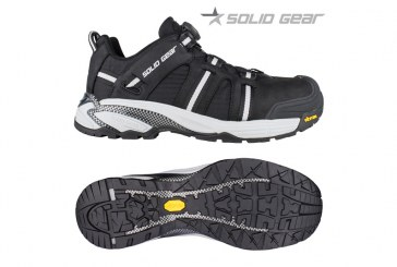 GIVEAWAY: Solid Gear Vapour safety shoe