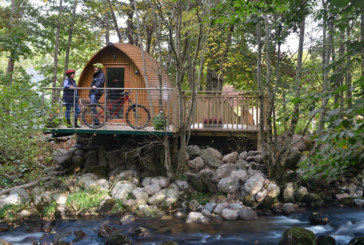 Specflue explains boom in glamping is beneficial to installers