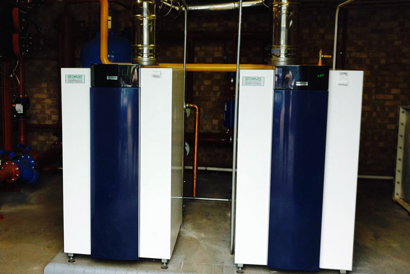 Suffolk school benefits from Stokvis boilers