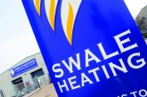 Customer service key for Swale
