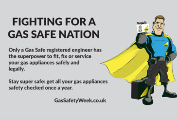 Tesla to support Gas Safety Week