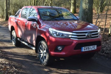Vehicle Test: Toyota Hilux