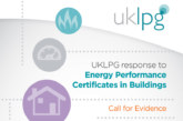 UKLPG responds to BEIS' Clean Growth Strategy