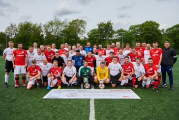 Viessmann's 'Vriendly' football match returns
