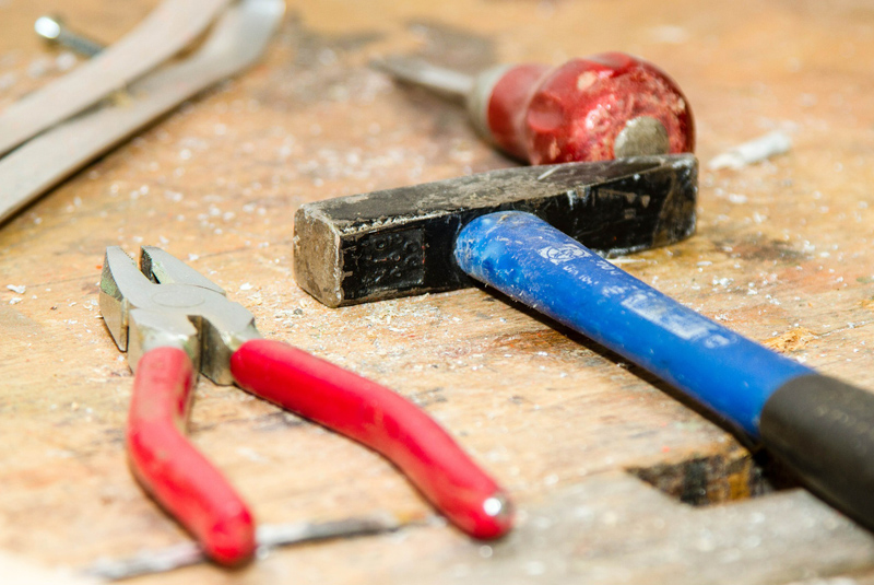 Plumbers hit hard by tool thefts