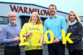 Warmflow formalises local charity partnership