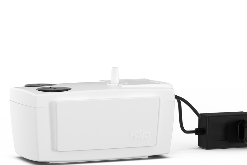Wilo launches Plavis condensate pumps