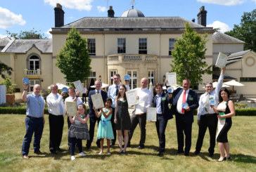 Success for the Worcester Environment 2020 Awards