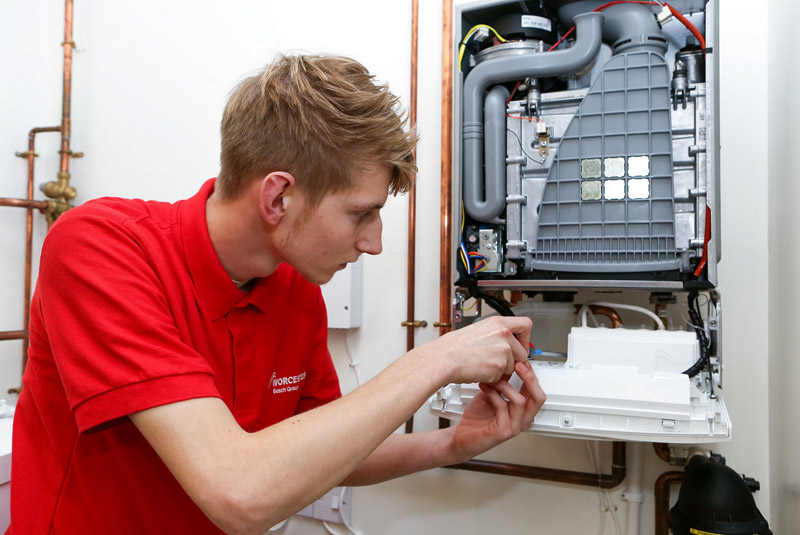 Worcester urges UK homeowners to invest in regular servicing