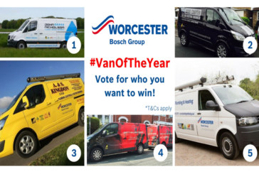 Worcester searches for installer van of the year