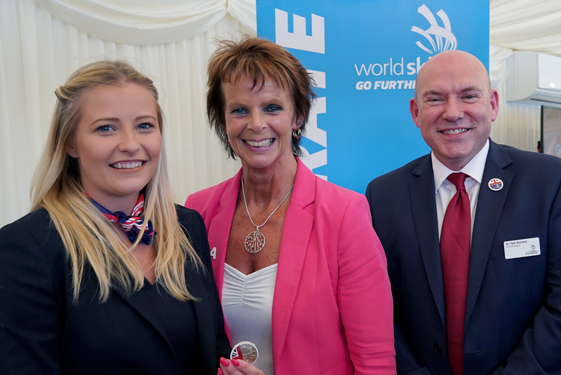 WorldSkills urges UK to utilise home-grown talent