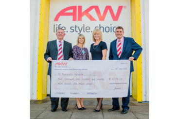 AKW well above par with golf day fundraising for St Richard's Hospice