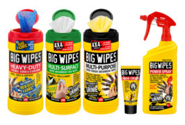 GIVEAWAY: BIG WIPES CHRISTMAS CLEANING KIT