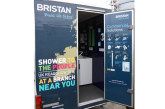 Bristan Commercial hits the road