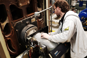 IN PROFILE: Dr Boilers