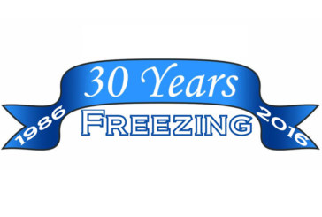 Freezing for 30 years