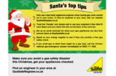Festive fire warning from Gas Safe Register