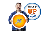 Hep2O's Gear Up 3 hits top speed