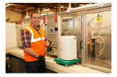 Factory visit for Phil Vickery