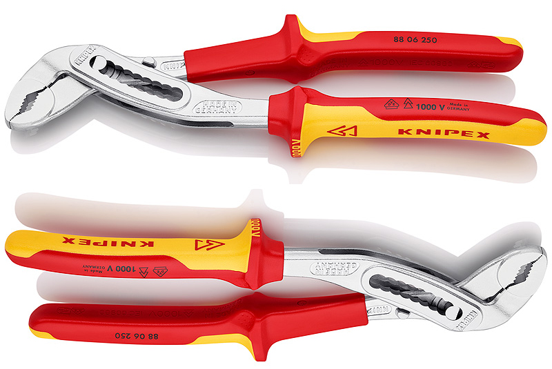 GIVEAWAY: KNIPEX ALLIGATOR WATER PUMP PLIERS