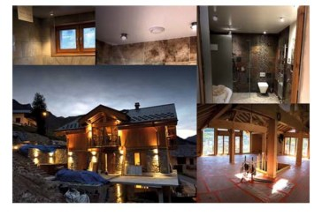 Polypipe heat recovery systems specified in French Alps