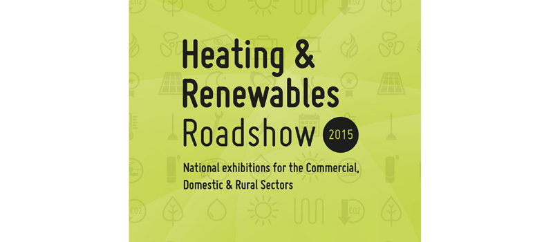 Heating & Renewables show to visit five locations across the UK
