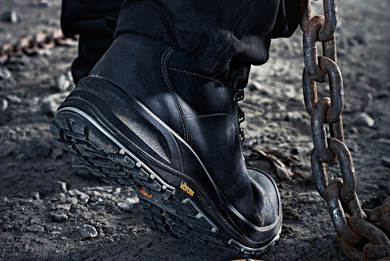GIVEAWAY: Solid Gear Apollo Safety Boot