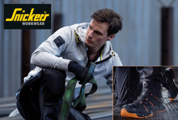 GIVEAWAY: Snickers workwear and safety shoe package
