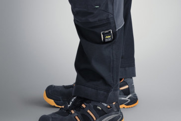 Snickers unveils 'Smart Workwear'