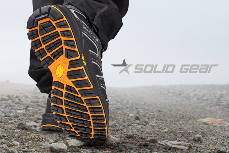GIVEAWAY: SOLID GEAR GRIFFIN SAFETY SHOES