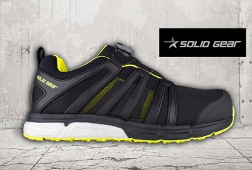 GIVEAWAY: Solid Gear VENT Safety Shoe