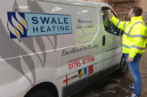 Swale Heating supports riders on 600 mile fundraising bike ride to Paris