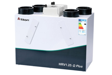 Titon fully compliant with new EU ventilation regulations