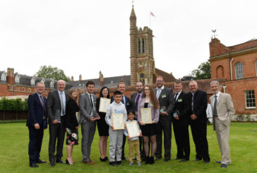 Worcester's E2020 winners announced