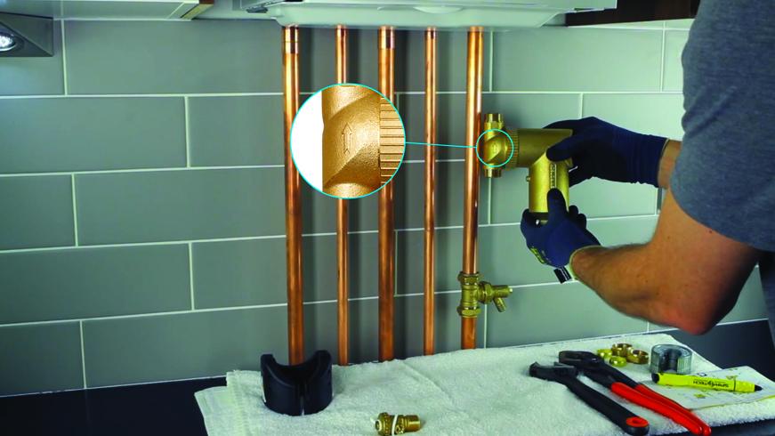 Heat pump protection