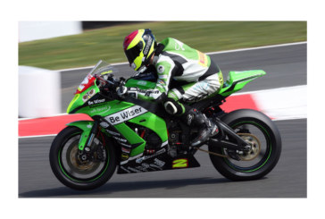 Dickies moves into Superbikes with Be Wiser Kawasaki