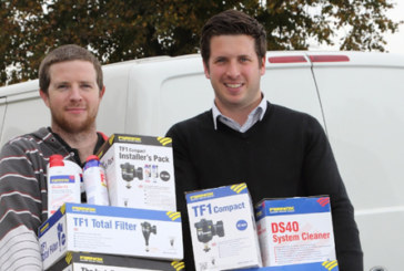 Fernox winner gets welcome boost for start-up business