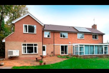 Panasonic delivers high efficiency in Warwickshire