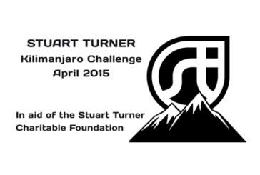 Stuart Turner Mount Kilimanjaro April 2015 Charity Challenge