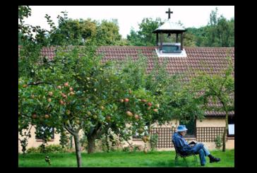 Biomass praised for reducing monastery's heating bills
