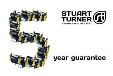 Increased guarantees from Stuart Turner