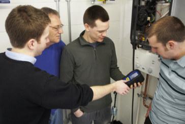 Flue gas analysis