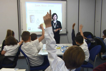 Video highlights renewable programme for primary schools