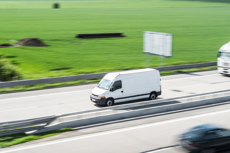 Law changes that van drivers need to know