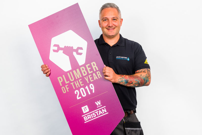 2019 UK Plumber of the Year announced