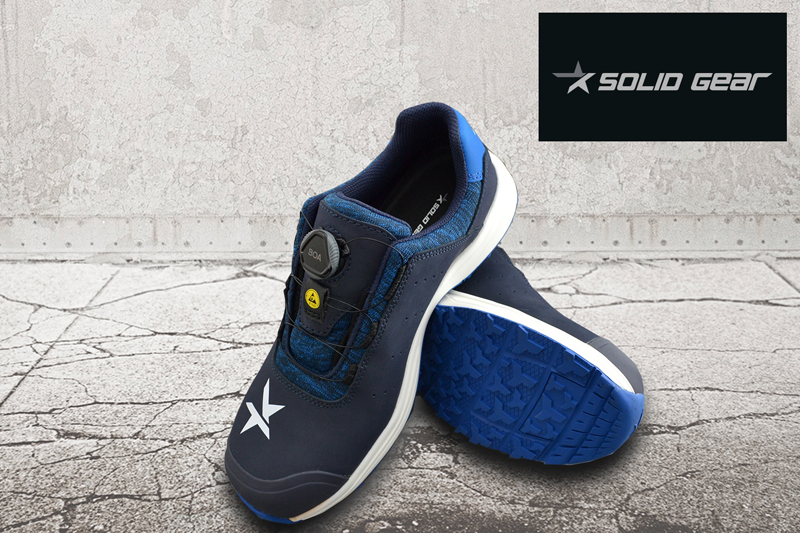 GIVEAWAY: Solid Gear OCEAN safety shoe