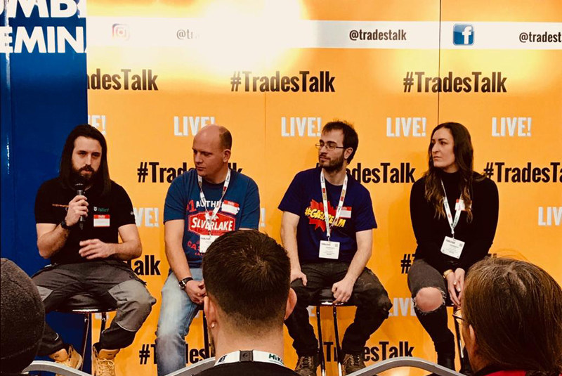 Record visitor numbers at London trade show