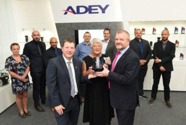 ADEY awarded third Queen's Award for Enterprise